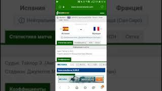 Футбол Лига Наций УЕФА Испания Франция Прогноз на матч
