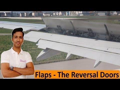 How Aircraft Flaps Work? [Hindi]