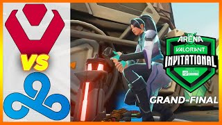 GRAND-FINAL! Sentinels vs Cloud9 HIGHLIGHTS - PAX Arena Valorant Invitational