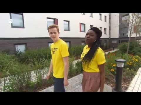 Gill Street South - Accommodation Tour - Nottingham Trent University