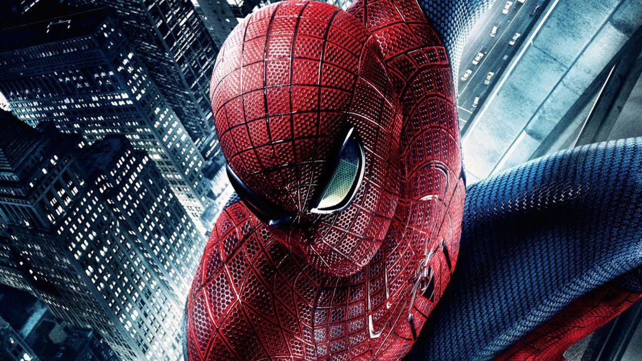 Задание человека паука