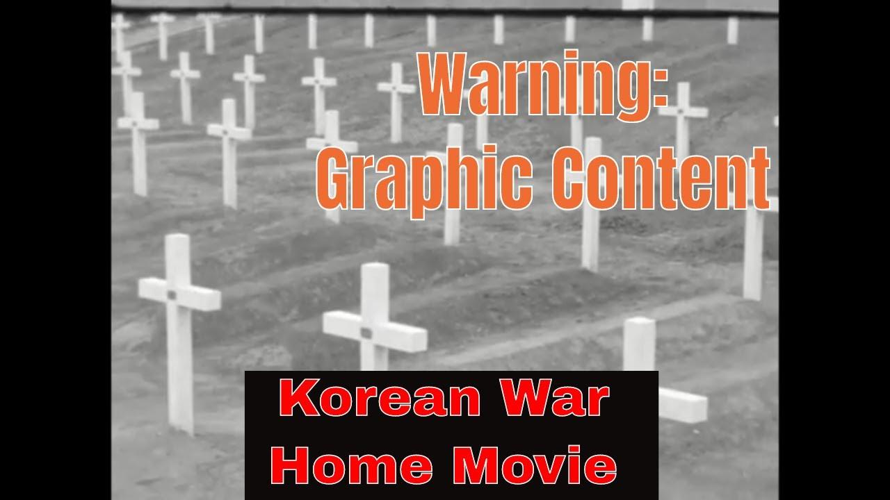 Download 1951 KOREAN WAR HOME MOVIE  PUSAN WEST AIR BASE   BURIAL DETAIL  MARINE CORPS (SILENT) 24114