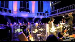 """Jolene Grunberg & Gary Lucas performs  """"Veterans Day Poppy"""" with  the Metropole Orchestra"""