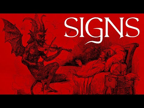 SIGNS A DEMON IS ATTACKING YOU