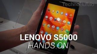 Lenovo S5000 Hands-On