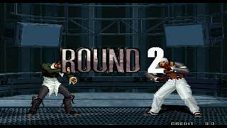 [TAS] The King of Fighters 2002 Omega Black Edition   KOF BD   Ultra Combo Mix Lori Rugal K9999