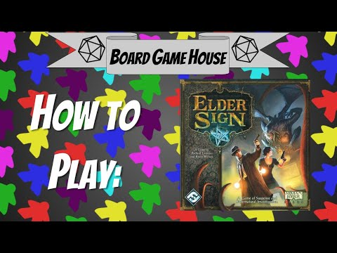 How to Play: Elder Sign