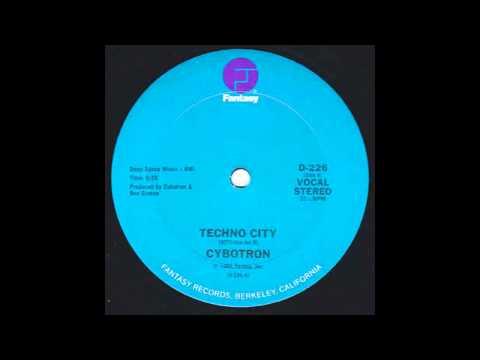 Cybotron - Techno City