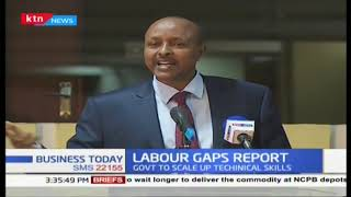 Labour gaps in Kenya as the country launch ambitious projects