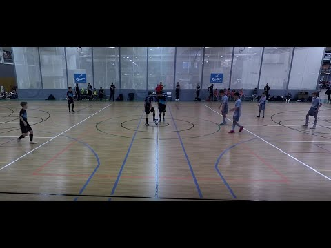 Sporting Kansas City Academy U14 Futsal Highlights