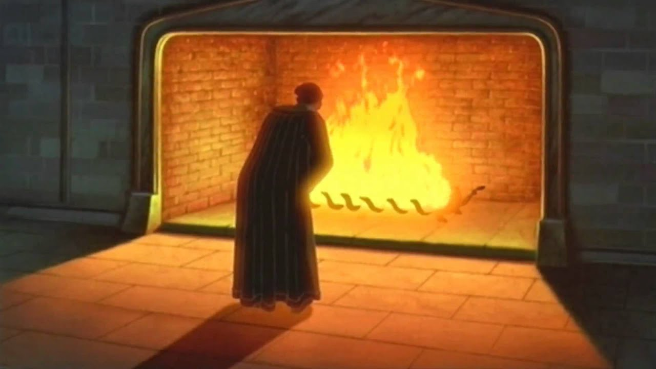 Animated Fireplace Wallpaper The Hunchback Of Notre Dame Hellfire Hd Youtube