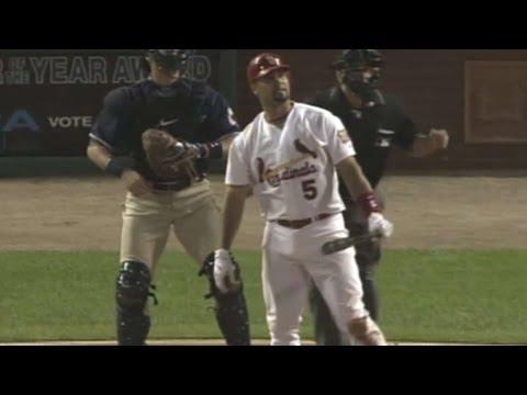 SD@STL: Pujols hits his 47th homer of 2006 season