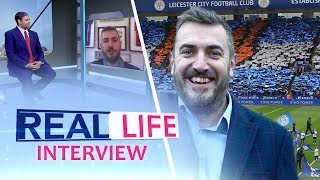 Former Leicester City Football Club Chaplain - (Richard Gamble) - Full Interview - Real Life