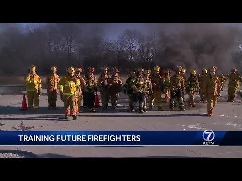 Students graduate from Tri-Country Fire Corps Exploring Program
