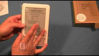 Unboxing the iRiver Story HD e-Reader