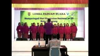 Paduan Suara Gita Husada RSUP Dr. Kariadi Mars Hidup Sehat