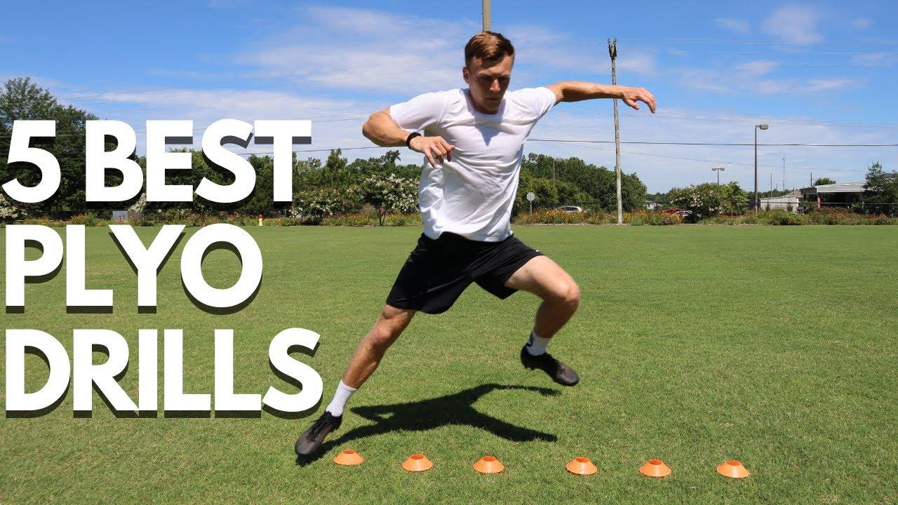 The 5 BEST Plyometrics for Footballers