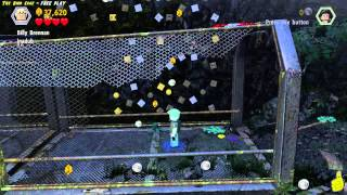 Lego Jurassic World: Level 15 The Bird Cage FREE PLAY (All Collectibles) - HTG