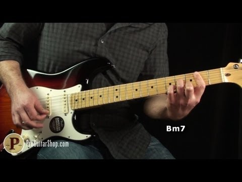 Pink Floyd - Breathe Guitar Lesson