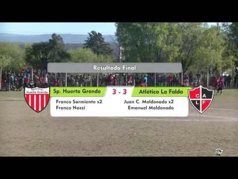 El Deportivo Tv P22B0 - resumen Fecha 19 Sp. Huerta Grande At La Falda