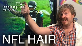 Tackling NFL Players by the Hair | MasterSports With Rodger Sherman | The Ringer