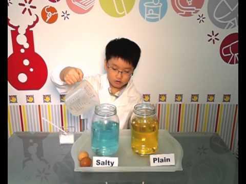 Graceful Hands Super Scientist Experiment Adrian Floating Egg