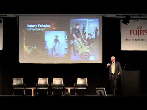 Keynote: Mark Hatch, CEO, TechShop