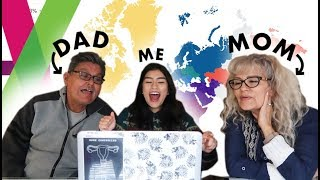 My Parents React To My Ancestry Results