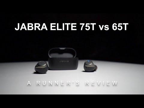 Jabra Elite 75t vs Elite 65t - A Runner's Review