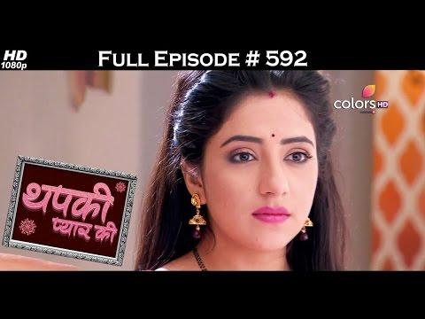 Thapki Pyar Ki - 26th February 2017 - थपकी प्यार की - Full Episode HD