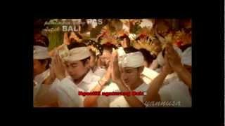 PAS untuk Bali -- Klip Puspayoga - Nak Bali