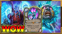 Best Priest Legendary! Murozond the Infinite | Galakrond Control Priest Is Back | Hearthstone