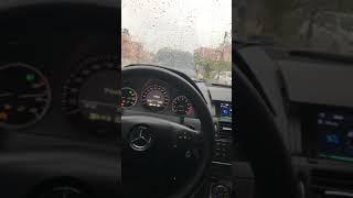 mercedes Snap Yağmurlu #BMW #MERCEDES