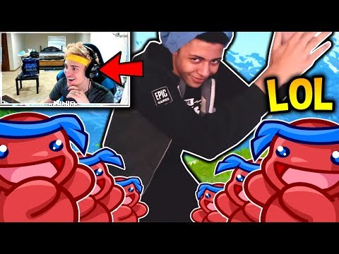 NINJA REACTS TO MYTH'S PON PON DANCE ATTEMPT! HE FAILS! Fortnite SAVAGE & FUNNY Moments