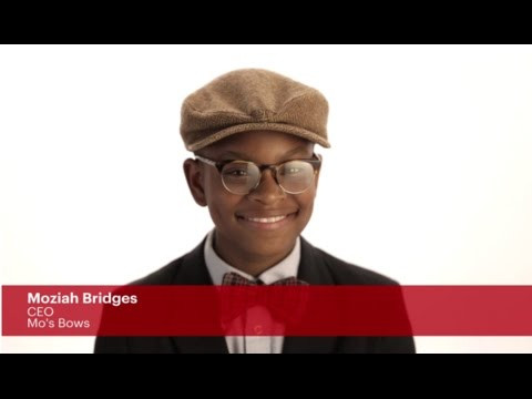 Connecting the past to the present with Moziah Bridges - YouTube