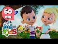 Rig-a-Jig-Jig - Learn English with Songs for Children   LooLoo Kids