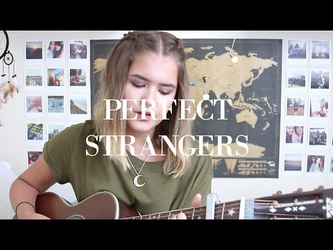 Perfect Strangers - Jonas Blue / Cover by Jodie Mellor