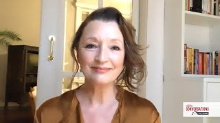 Conversations at Home with Lesley Manville of LET HIM GO