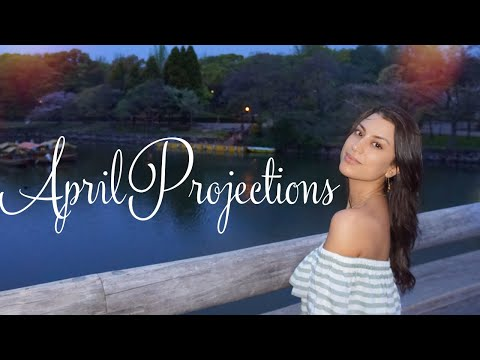 April Projection/March Reflection & Giveaway WINNERS (My Infinite Agenda) + overall life update