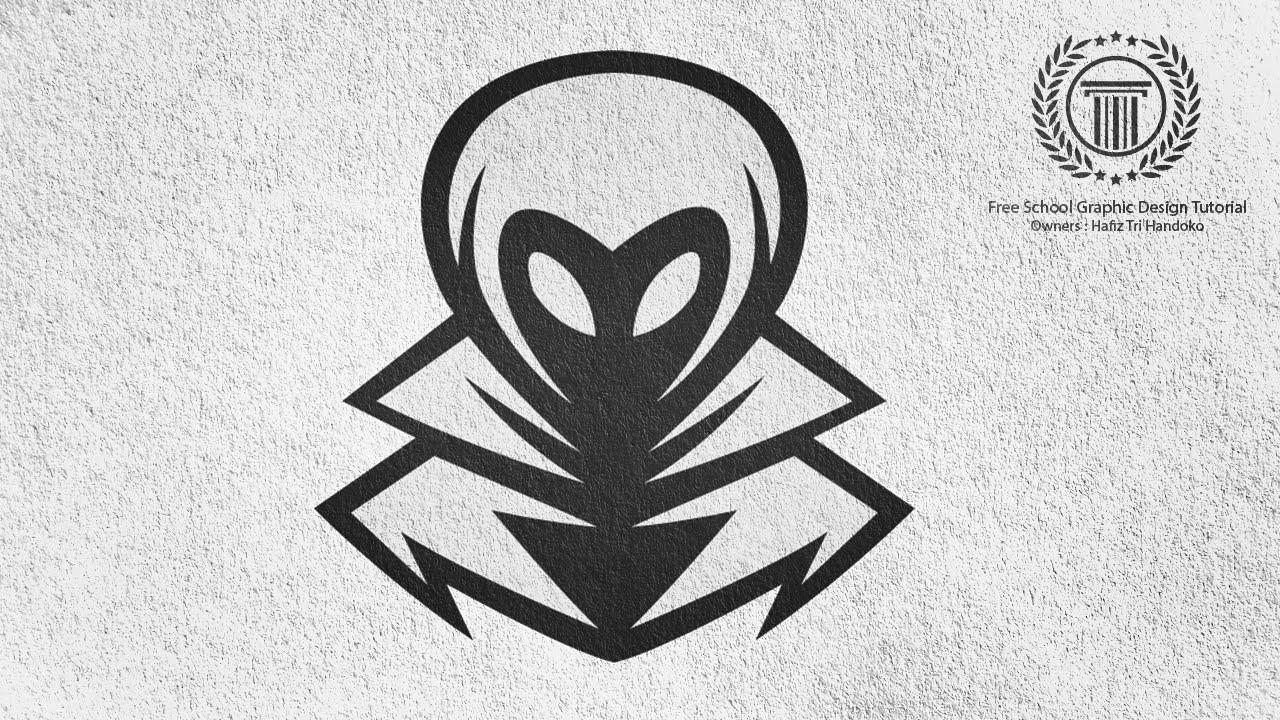Horror Gaming Logo / E-Sport / Sport Team Logo Design - Adobe ...
