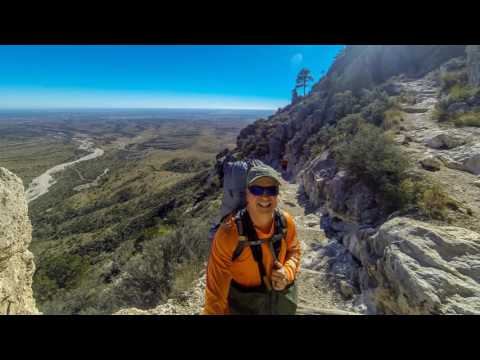 Guadalupe Peak - Guadalupe Mountains National Park - November 20-21, 2016