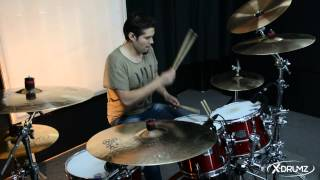 The Smashing Pumpkins - Doomsday clock - Drum Cover (Frank Guerrero)