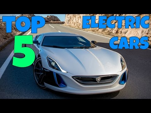Top 5 Best Electric Cars On Gran Turismo 6 [HSG Select]