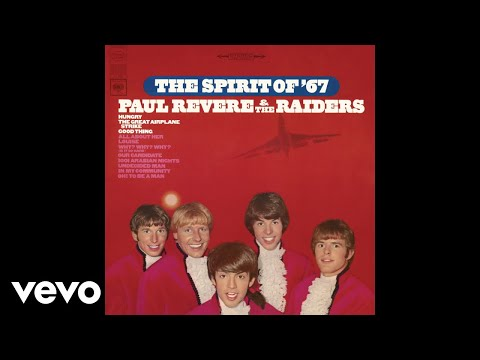 Paul Revere & The Raiders - Good Thing (Audio)