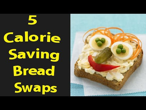 5 Calorie Saving Bread Swaps for Sandwich Making