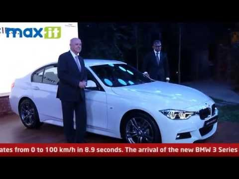 Bmw Group Malaysia Introduces The New Bmw 3 Series Youtube