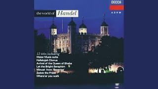 Handel Coronation Anthem No 1 HWV 258 Zadok the