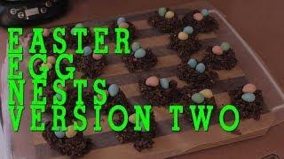 Easter Egg Nests V2