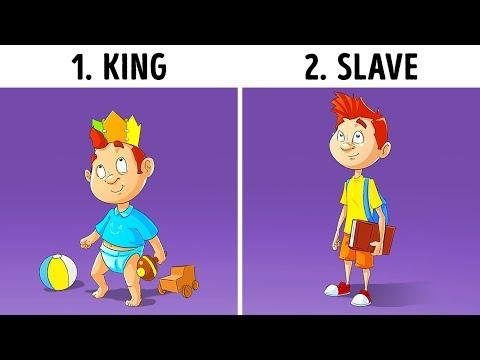 4 Stages of Raising Children According to Tibetan Wisdom