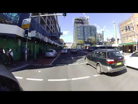Newtown, Sydney, Harbour Bridge, Chatswood Motorcycling, Hon